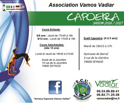 Association de Capoeira Vamos Vadiar